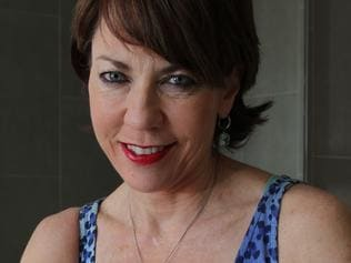 Supplied Editorial Kathy Lette pictured at the Hilton hotel 14