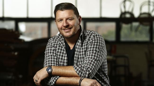 Fieldel will join the two MasterChef judges. Picture: John Appleyared