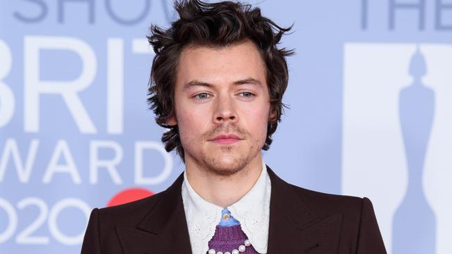 Harry Styles has caught the attention of Miley Cyrus. Picture: Getty Images.
