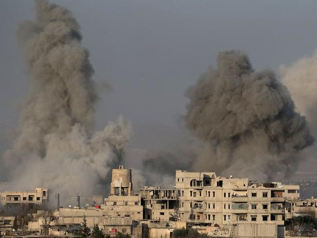 Only when all jihadist rebel groups are wiped out will the conflict end. Picture: Abdulmonam Eassa / AFP