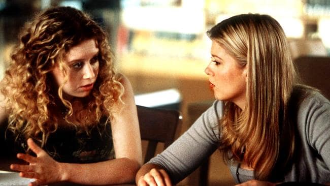 Tara Reid with  <i>Orange Is The New Black</i> star Natasha Lyonne in  <i>American Pie</i>.