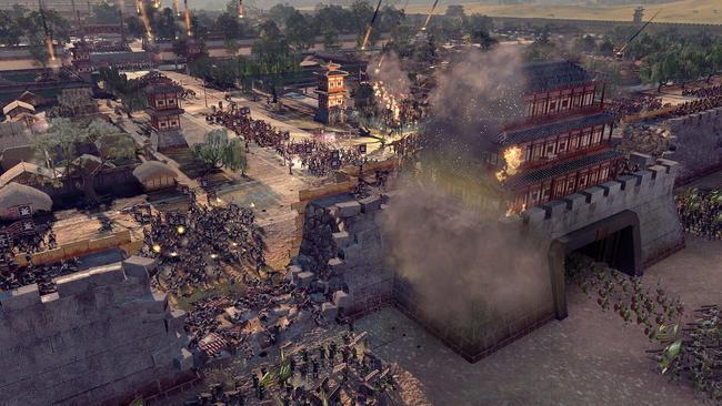 Total War: Three Kingdoms is unmistakably set in Ancient China.