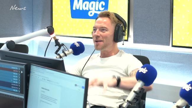 Ronan Keating slams actress' rude behaviour