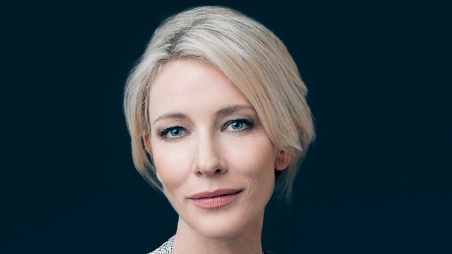 Right up there on the most popular Encore Score list: Cate Blanchett. Picture: William Callan/Contour by Getty Images