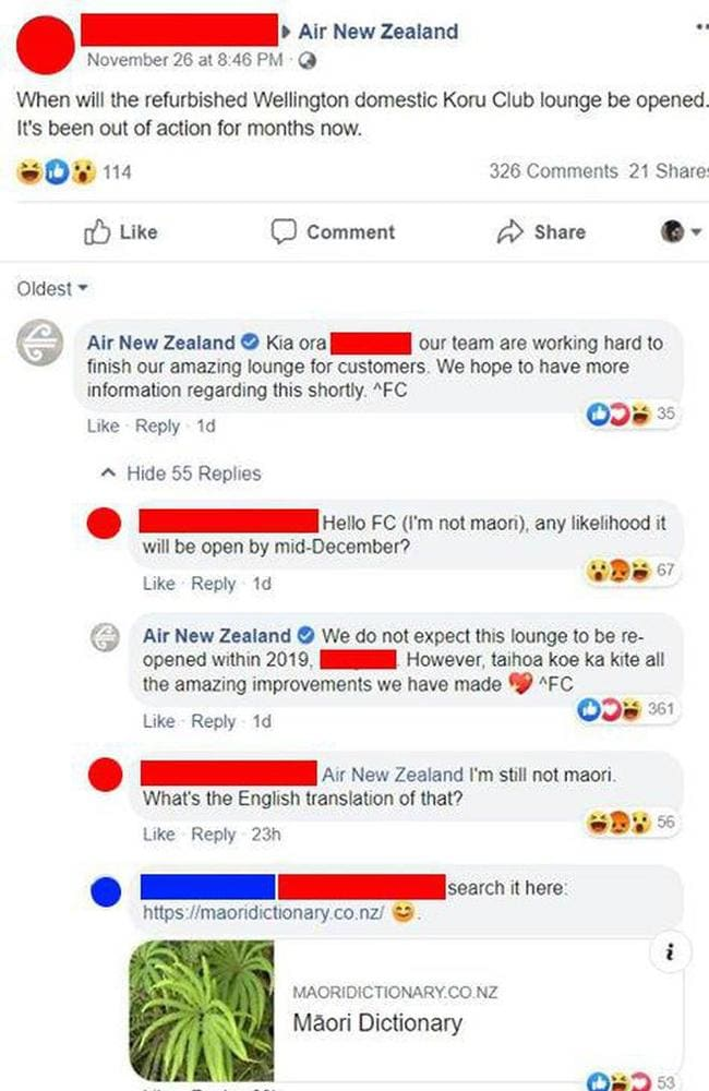 Proof you don't mess with the Air New Zealand social media team.