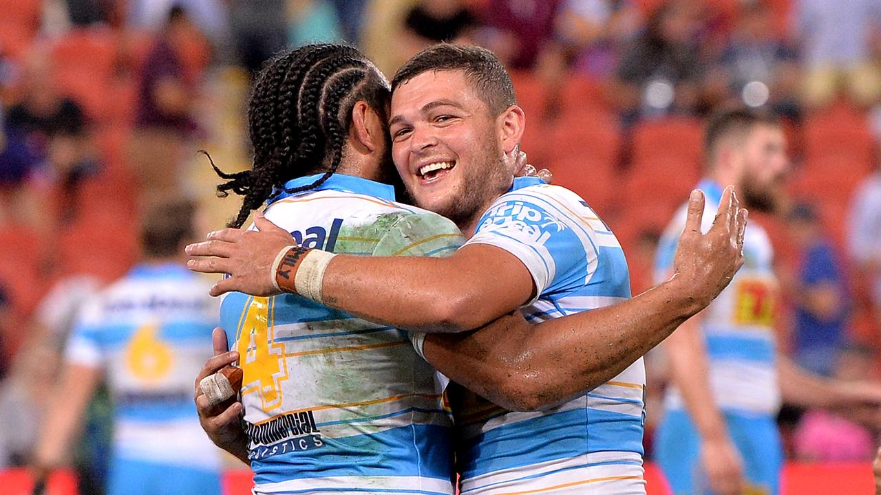 Ash Taylor is still raw, but has all the tools to be a dominant halfback in the NRL.