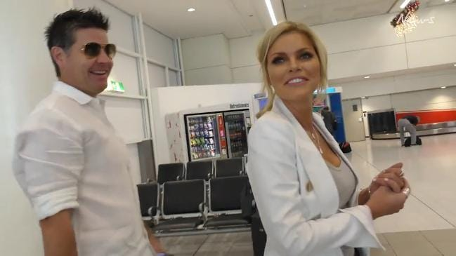 EXCLUSIVE: Sophie Monk and Stu Laundy break their silence