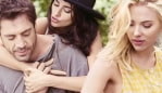 Threesomes often don't work - to wit, 'Vicky Cristina Barcelona'. Photo: Supplied