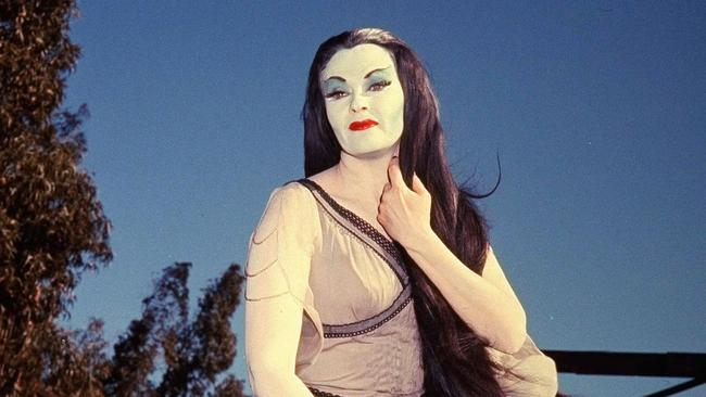 Owen played alongside actor Yvonne De Carlo — the iconic Lily Munster. Picture: AP