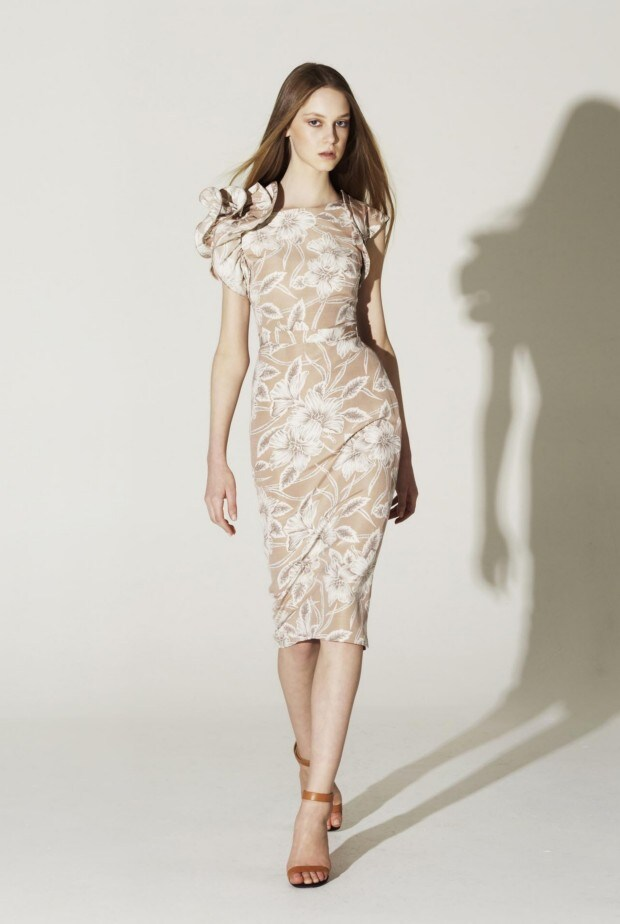 Collette Dinnigan Resort 2012
