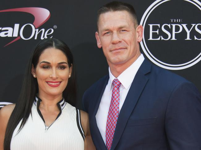 Bella and Cena called their wedding off.