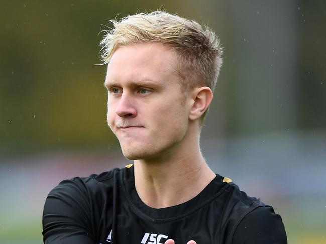 Jaidyn Stephenson was handed a lengthy ban from the AFL.
