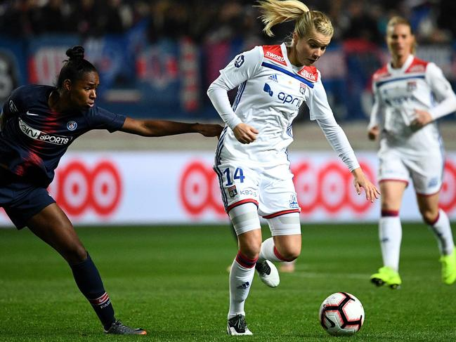 The Lyon star was a class above her rivals this year.