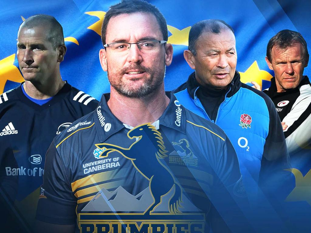 Dan McKellar believes the Brumbies are on the path to success after spending a fortnight at the two most successful European clubs.
