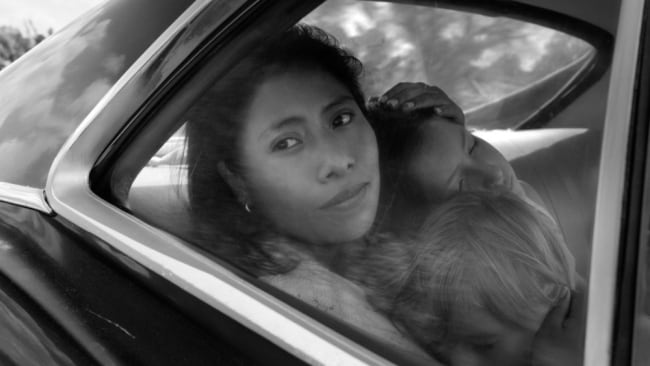 Roma swept this year's academy awards.