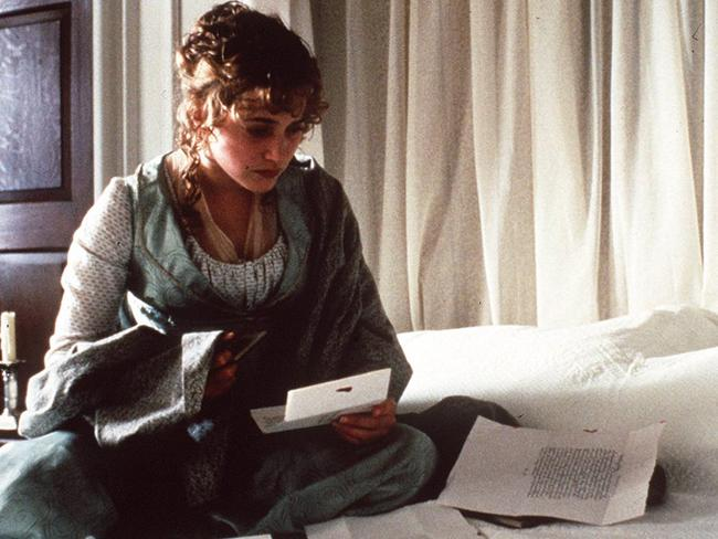 Did he break her heart like Marianne's was broken by Willoughby in Sense And Sensibility? Not cool.