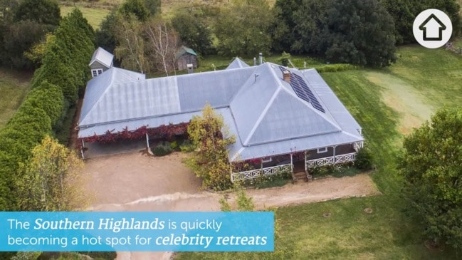 Inside Sam Armytage's country retreat