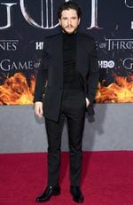 """Kit Harington attends the """"Game Of Thrones"""" Season 8 Premiere on April 03, 2019 in New York City. Dimitrios Kambouris/Getty Images/AFP"""