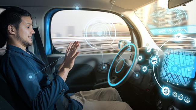 Most road users currently wouldn't want to ride in a driverless car.