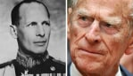 Prince Philip when he was young and today. Image: John Stillwell / POOL / AFP