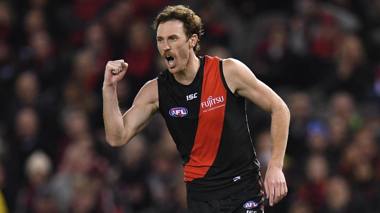 The Demons have handed Mitch Brown an AFL lifelien. Photo: AAP Image/Julian Smith