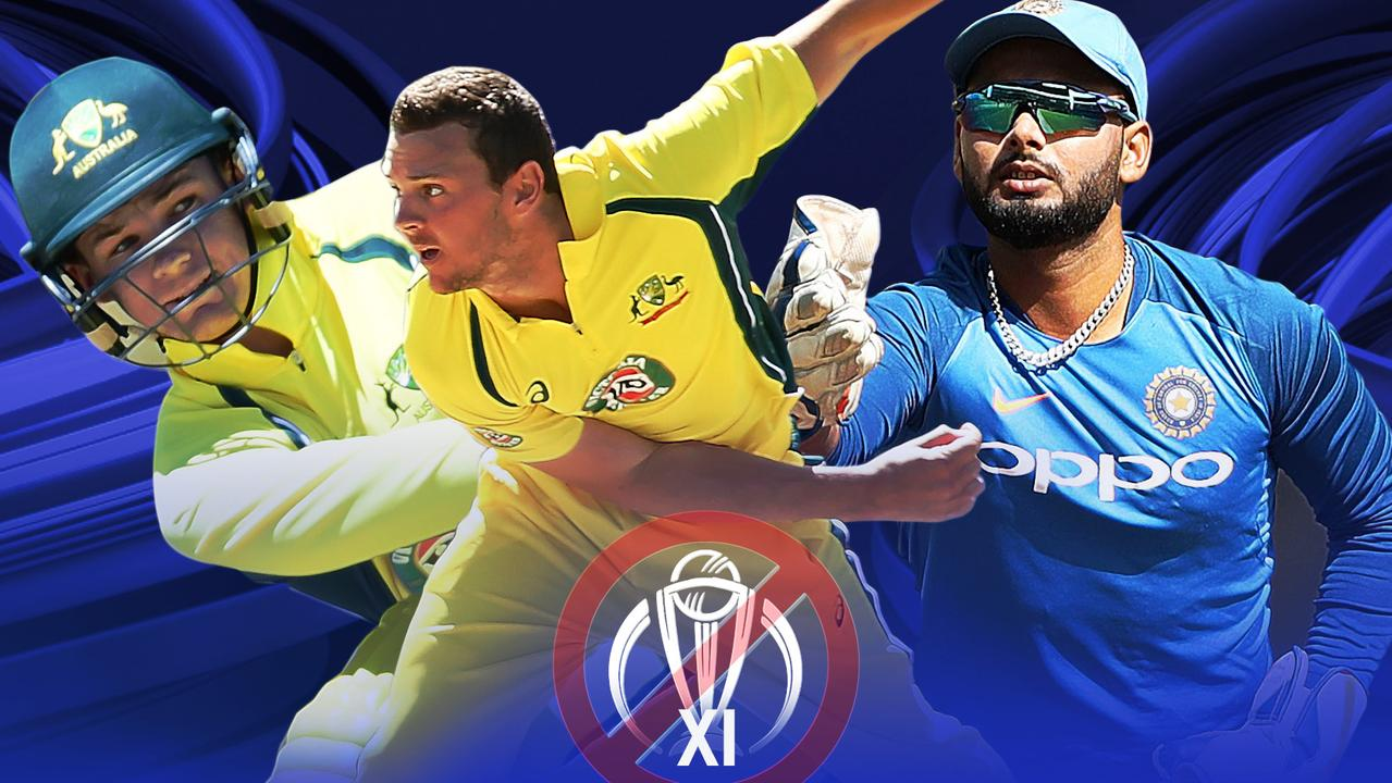 Cricket World Cup 2019 Snubbed Xi Rishabh Pant Peter