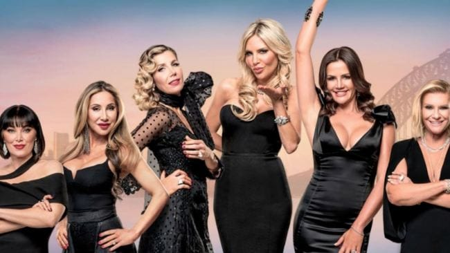 The Real Housewives of Sydney. Photo: Arena