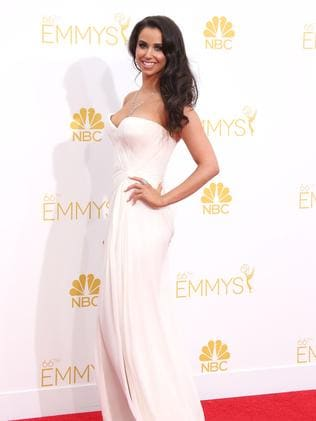 Syd Wilder at the 66th Annual Primetime Emmys.