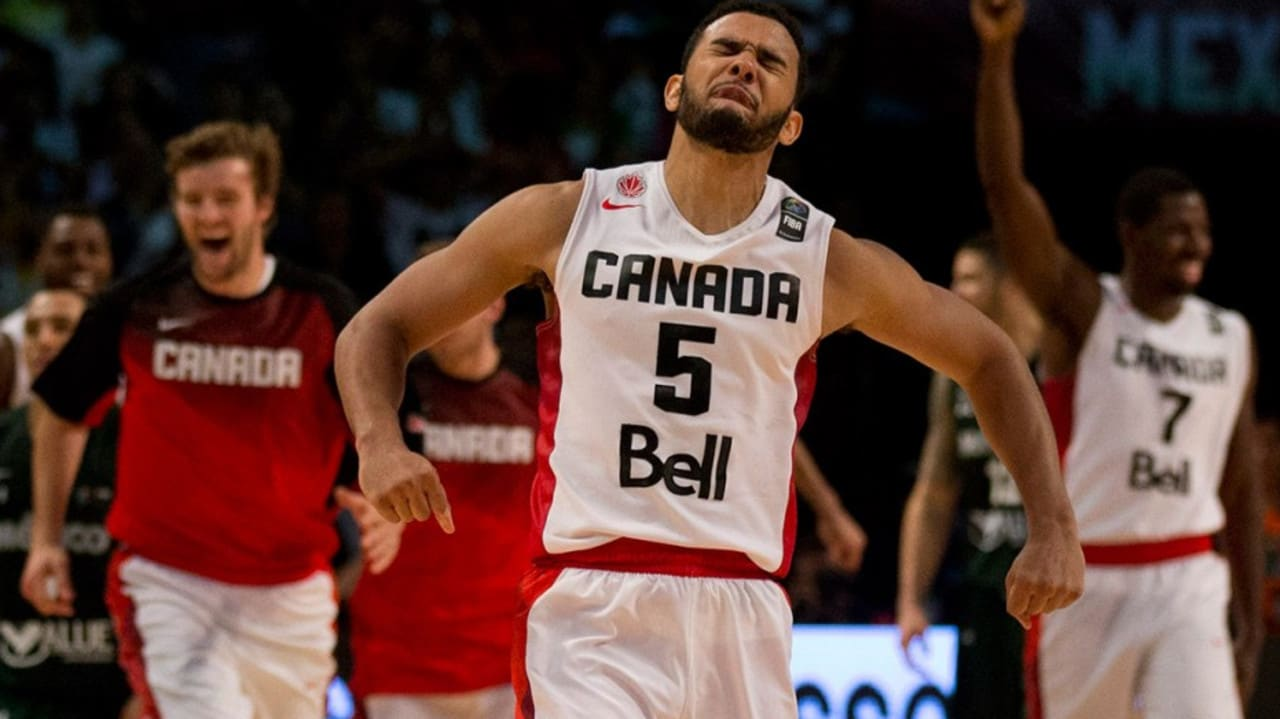 Cory Joseph has yet to join the Canada team.