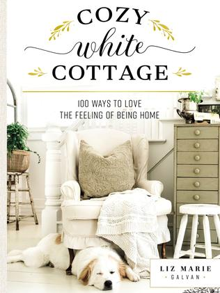 Her new book, which gives tips on how to create a home you'll love spending time in.