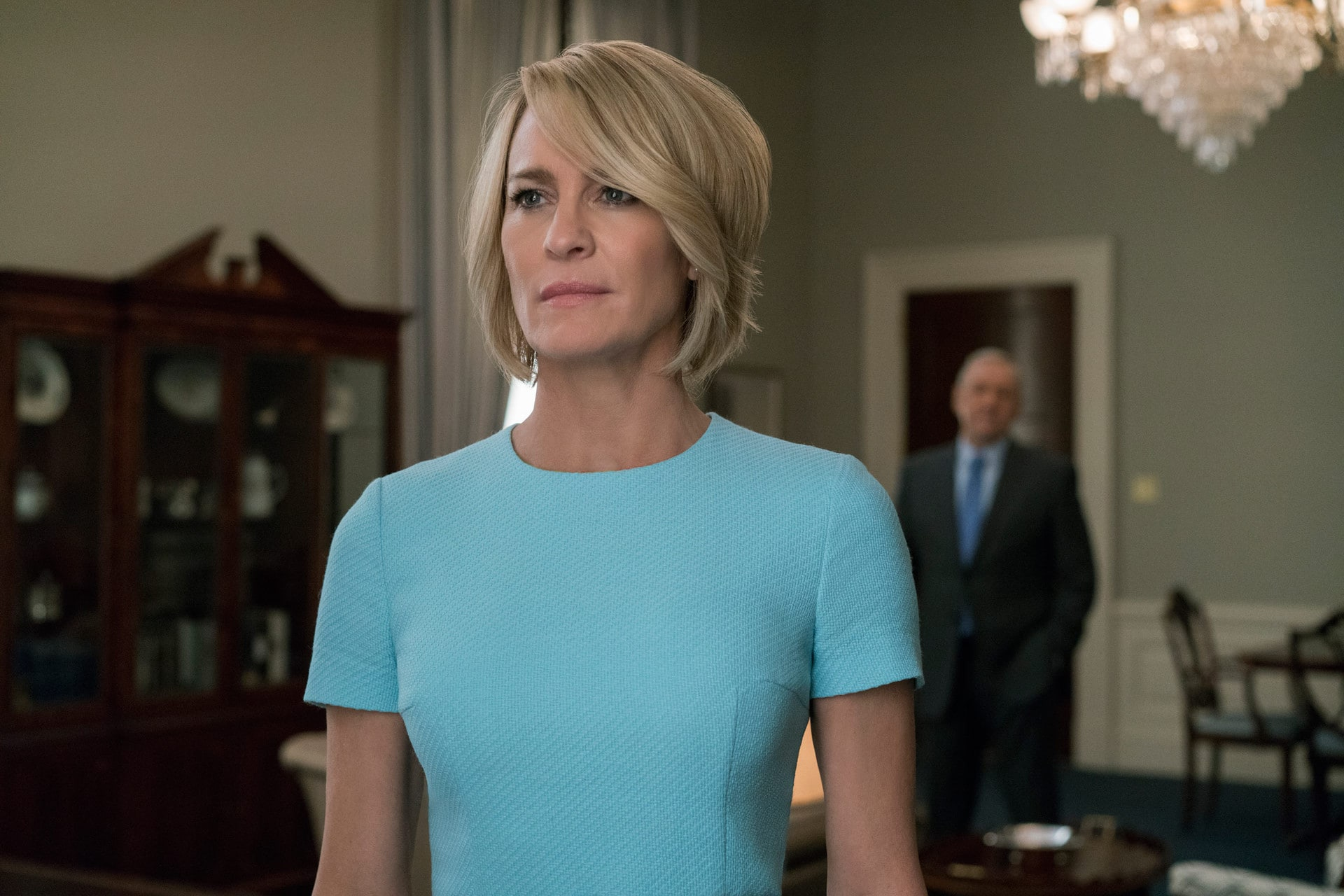 Claire Underwood is taking over the White House in the newest House of Cards teaser