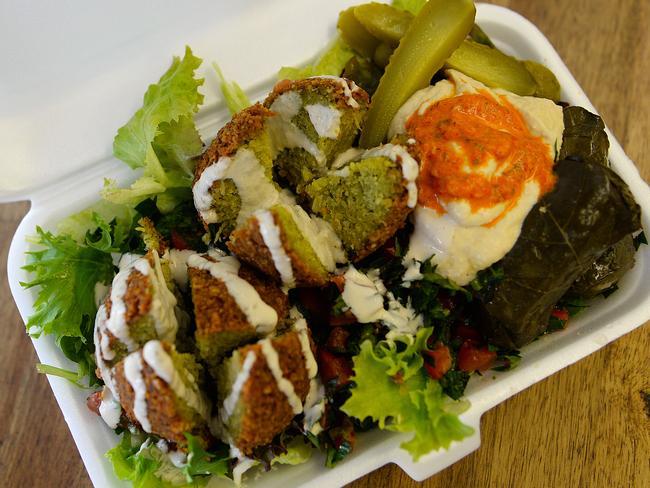 Lebanese Food Queen Street