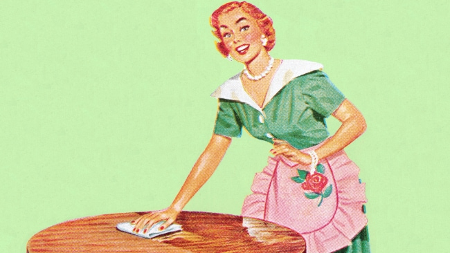 Why are women still doing the bulk of the housework? Photo: iStock.