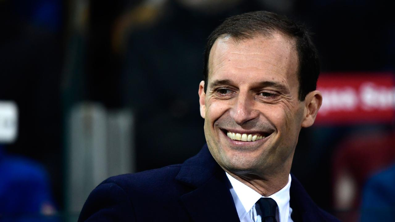Rumour mill: Former Juventus' coach Massimiliano Allegri could be on his way to the Premier League