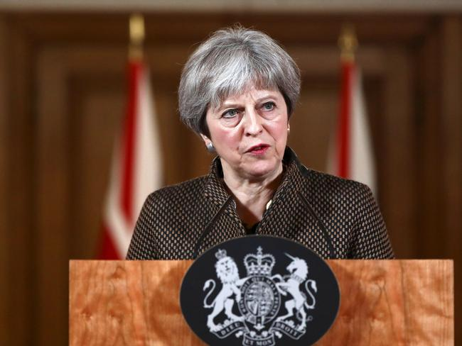 British Prime Minister Theresa May is facing a huge public backlash after bombing Syria without the backing of Parliament.