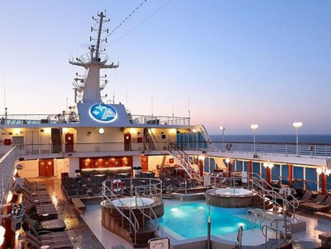 The Azamara Quest By The Original Group Is Launching Its -1304