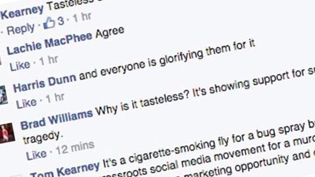 When social media goes wrong