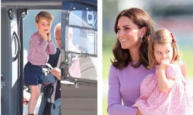 The Cambridge children really shook up the order of succession. Picture: Chris Jackson/Getty ImagesSource:Getty Images