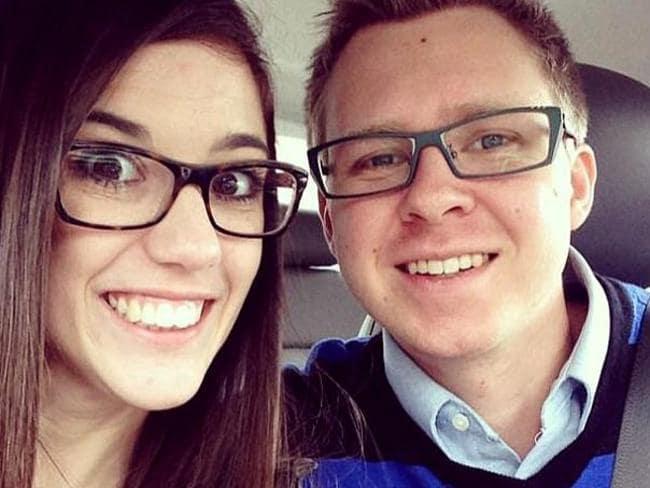 Lauren and Matthew Phelps.