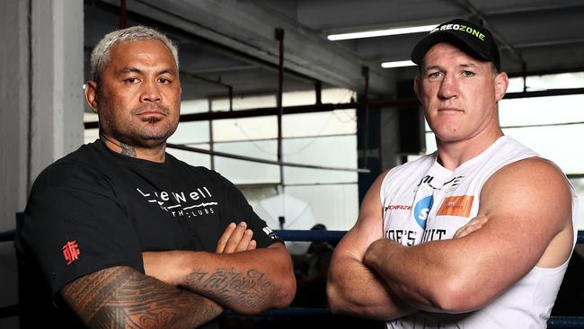 Paul Gallen Vs Mark Hunt How To Watch In Australia Start Time Odds Boxing Record Weigh In Press Conference Tale Of The Tape