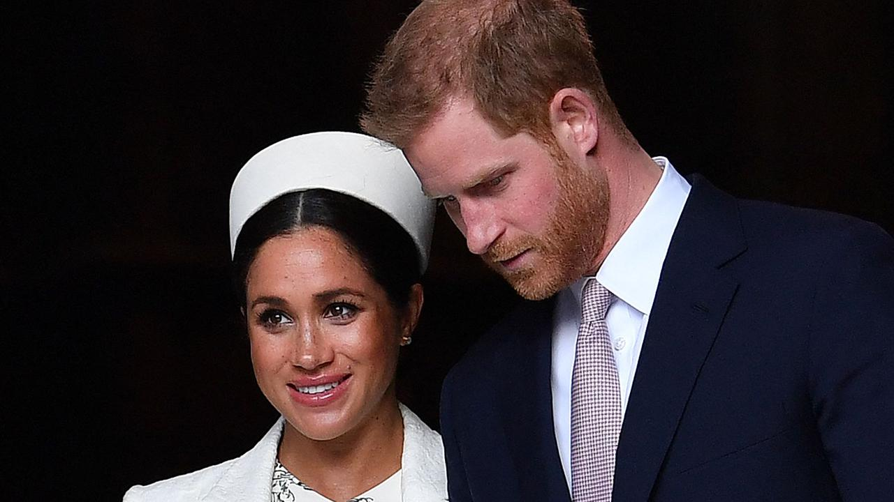 Prince Harry and Meghan Markle no longer working royals – NEWS.com.au