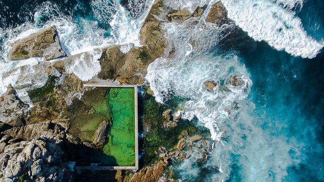 Stunning drone photography of Sydney   Daily Telegraph