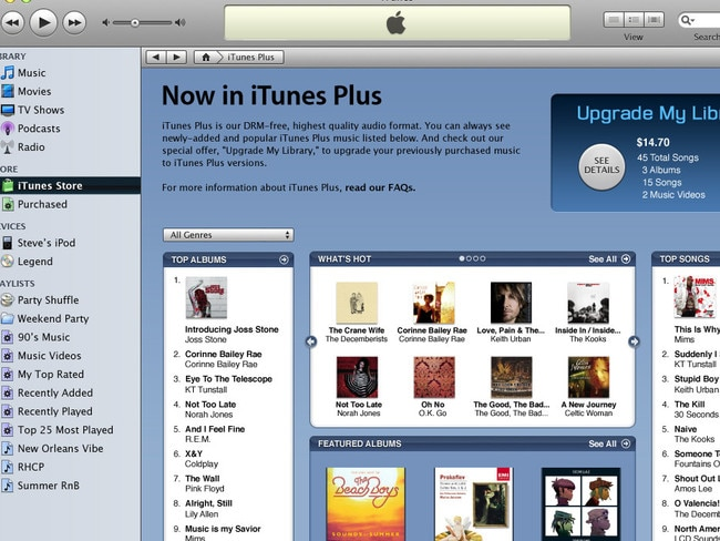 Apple announces it will shut down iTunes after 18 years