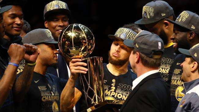 Golden State Warriors.