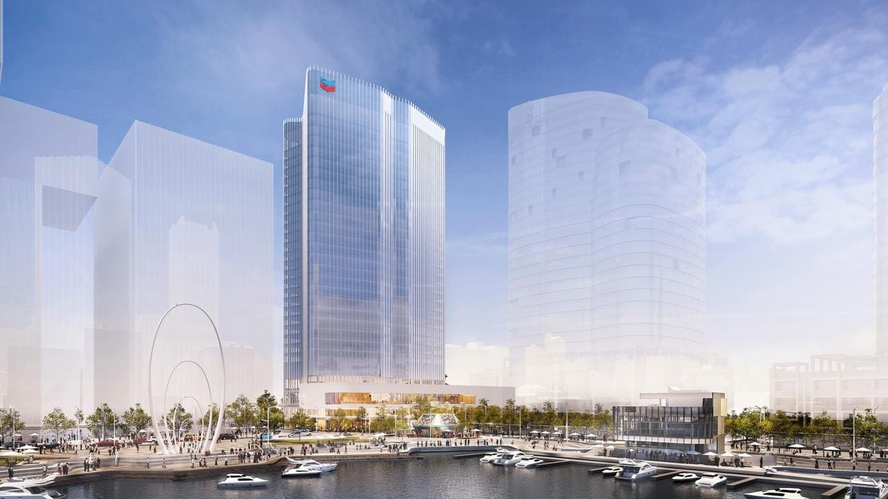 Brookfield in hunt for Chevron HQ partner
