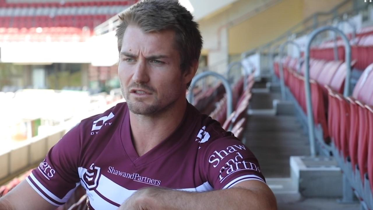 Kieran Foran has returned to the club he won the 2011 premiership with. Source - Manly Sea Eagles.