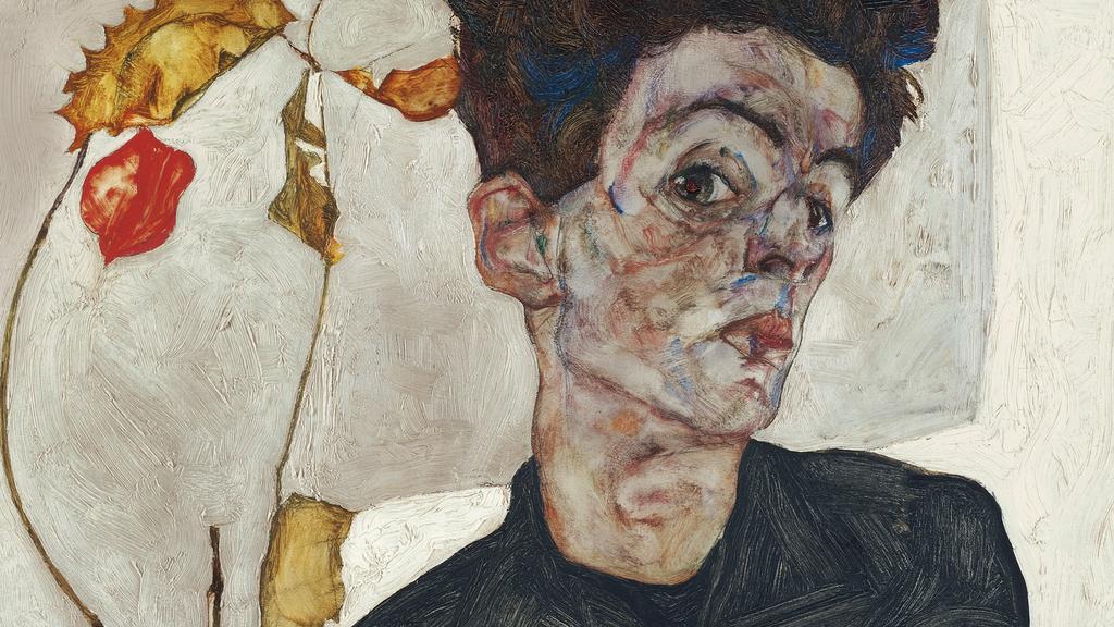 Death Of Artist Egon Schiele Daily Telegraph