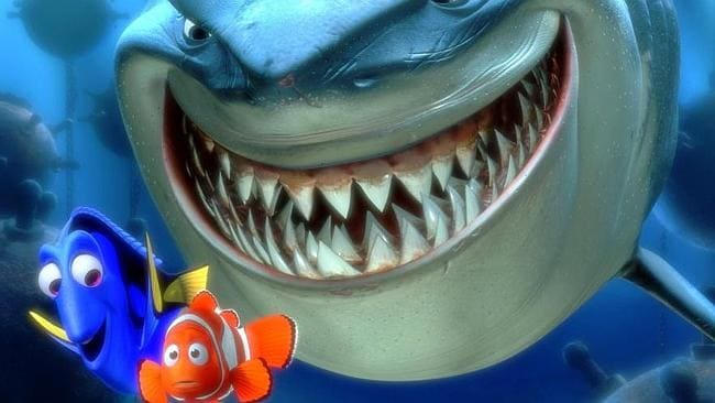 If Finding Nemo was accurate, his mum and dad would have been the same fish.