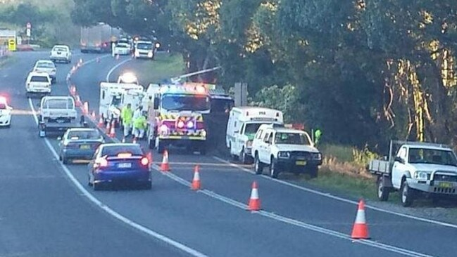 Four teenagers dead in horror Northern NSW crash on