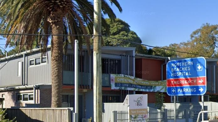 Boarding house development at 130 Frenchs Forest Road West, Frenchs Forest. Picture: Google Streetview